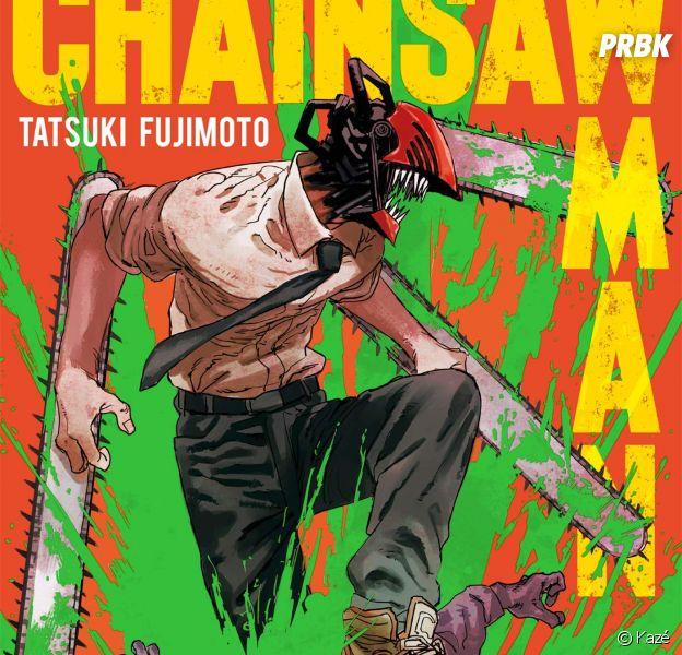 Chainsaw Man : la suite du manga officialisée + un animé en préparation