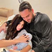 """Laura Lempika maman d'un petit garçon : elle se confie sur son accouchement de """"33 heures"""" !"""