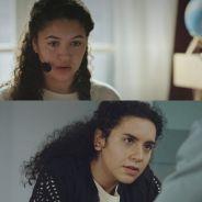 """Plus belle la vie : Malika Alaoui (Mila) enfin de retour, """"Ça m'a fait bizarre d'être remplacée"""""""