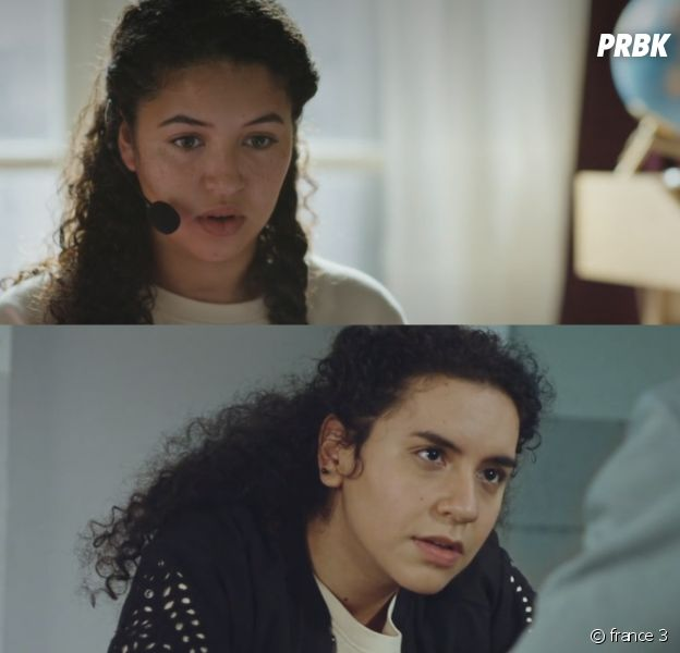 """Plus belle la vie : Malika Alaoui (Mila) enfin de retour, """"Ca m'a fait bizarre d'être remplacée"""""""