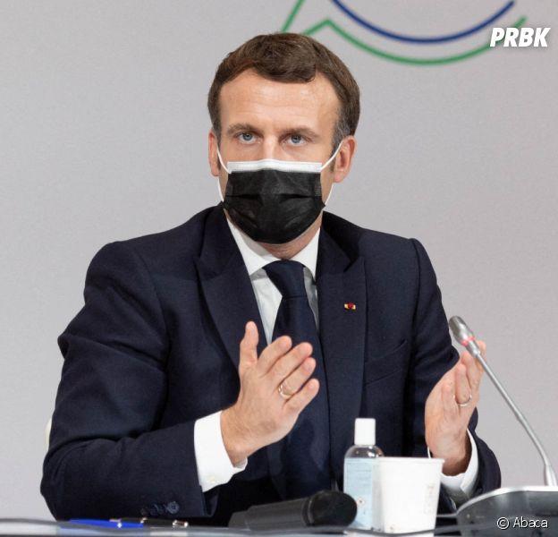 """Emmanuel Macron testé positif au coronavirus : """"il continuera d'assurer ses activités à distance"""""""