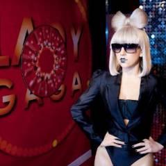 Lady Gaga ... Huit statues de cire d'un coup