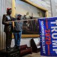 Le Capitole envahit par les supporters de Donald Trump