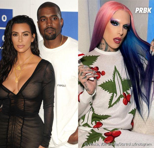 Kim Kardashian trompée par Kanye West avec Jeffree Star ? L'influenceur ne dément pas, au contraire, il a réagi en entretenant la rumeur