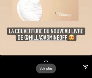 """Milla Jasmine dévoile la couverture de son livre """"Un jour, je serai célèbre"""""""