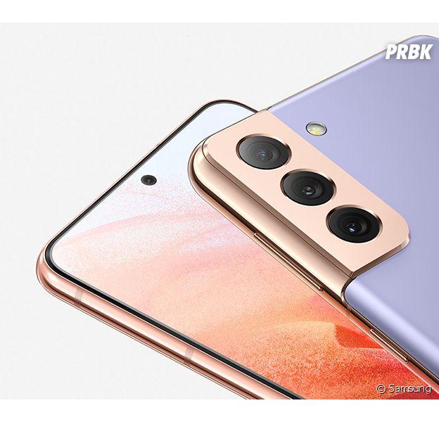 Samsung dévoile ses nouveaux smartphones Samsung Galaxy S21, Samsung Galaxy S21+ et le Samsung Galaxy S21 Ultra, les concurrents direct des derniers iPhones