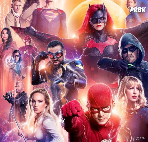The Flash, Superman & Lois... : les crossovers annulés à cause du Covid-19, Javicia Leslie (Batwoman) déçue
