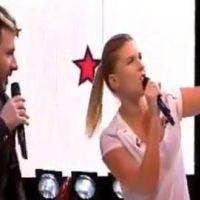 Michaël Youn et Stéphanie Renouvin ... Leur vidéo rap qui buzz