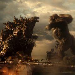 Godzilla vs Kong : les deux monstres s'affrontent dans la bande-annonce (et ça va saigner)