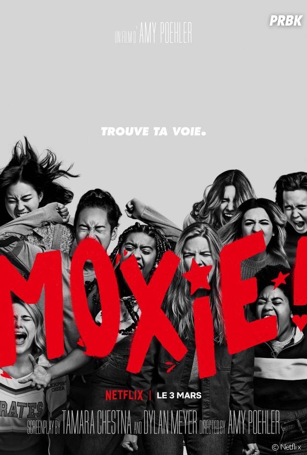 Josephine Langford (After) et Amy Poehler (Parks & Recreation) se confient sur l'importance de Moxie, le nouveau film Netflix teen et féministe