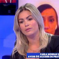 """Carla Moreau s'exprime pour la 1ere fois sur l'affaire de sorcellerie : """"J'étais menacée"""""""
