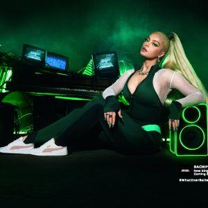 Puma x Bebe Rexha : la collab de sneakers et de sacs girl power à shopper en exclu sur Deichmann