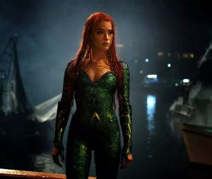 Aquaman 2 : Amber Heard de retour dans la suite