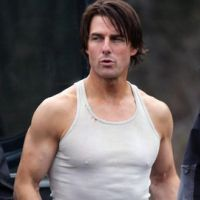 Mission Impossible 4 ... une photo du tournage