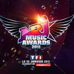 NRJ Music Awards 2011 ... qui sera L'artiste féminine francophone de l'année