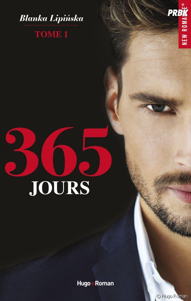 365 Jours : la couverture de la version française du livre de Blanka Lipinska