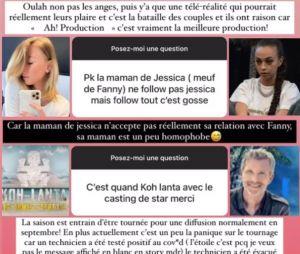 Fanny Salvat (Les Marseillais South Africa) et Jessica Errero (Les Marseillais South America) ne pourraient pas officialiser leur couple pour une raison en particulier