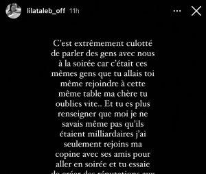 Lila Taleb (Objectif Reste du Monde) réagit aux attaques de Feliccia