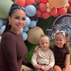 Jazz (JLC Family) enceinte de son troisième enfant ? Elle répond à la rumeur avec humour