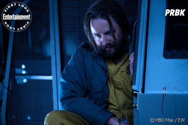 Titans saison 3 : Vincent Kartheiser en tant que Jonathan Crane aka L'Epouvantail