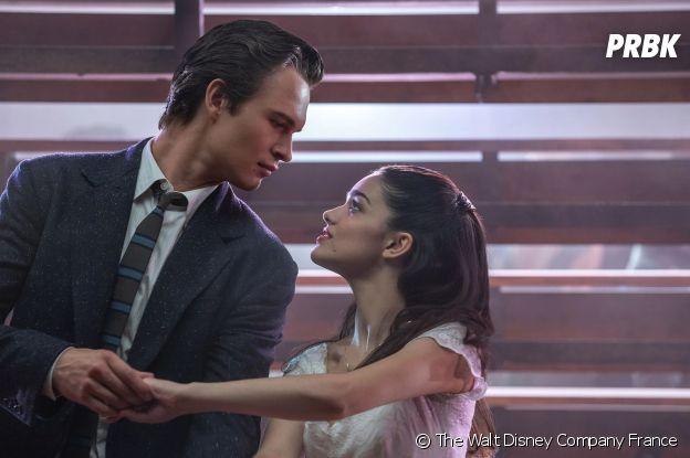 Rachel Zegler et Ansel Elgort dans le remake de West Side Story, au cinéma en décembre 2021