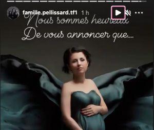 Amandine Pellissard (Familles nombreuses, la vie en XXL) enceinte de son 9e enfant : elle dévoile son baby bump