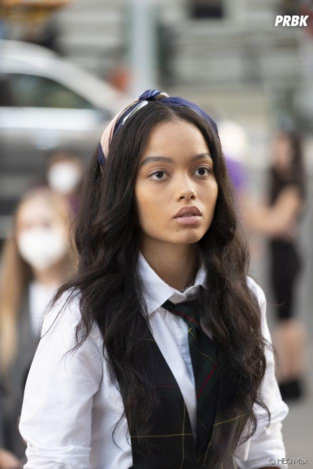 Gossip Girl : Whitney Peak joue Zoya