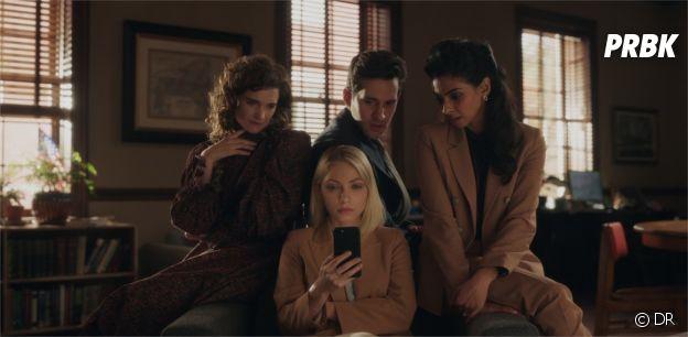 Les profs de Constance Billard sont Gossip Girl dans le reboot