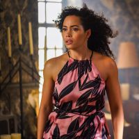 Charmed saison 3 : Madeleine Mantock (Macy) quitte la série