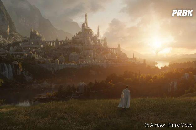 Le Seigneur des anneaux : la première photo officielle de la série
