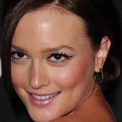 Leighton Meester ... elle n'a que le mot ''amour'' à la bouche