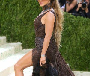 Jennifer Lopez au MET Gala 2021 le 13 septembre à New York