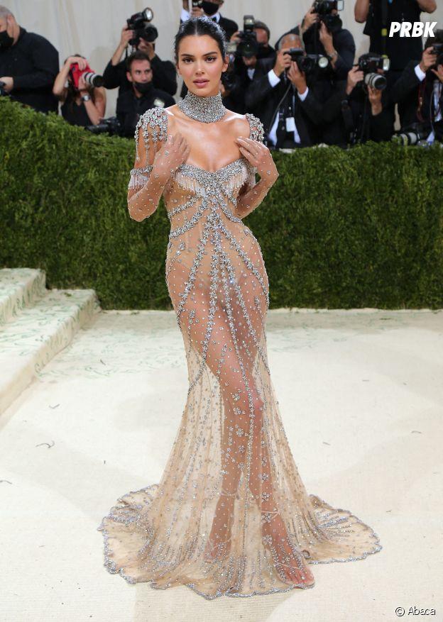 Kendall Jenner au MET Gala 2021 le 13 septembre à New York