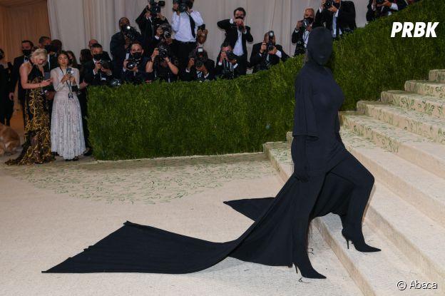 Kim Kardashian au MET Gala 2021 le 13 septembre à New York