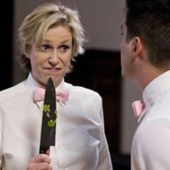 Glee saison 2 ... Sue Sylvester a eu une scolarité tourmentée