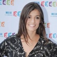 Tania Young ... à la présentation d'une émission sur France 3