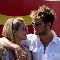 Dianna Agron (Glee) ... elle parle de son histoire d'amour avec Alex Pettyfer