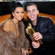 NRJ Music Awards 2011 ... et le meilleur fan est ... Kennie Chretien