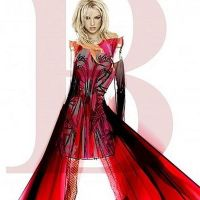 Britney Spears ... Découvrez la tenue qu'elle portera dans le clip d'Hold It Against Me