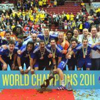 L'Equipe de France de Hand et son maillot 4 étoiles ... la pub signée Adidas