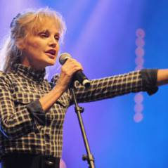 Arielle Dombasle ... elle va enregistrer un duo avec un rappeur du 113