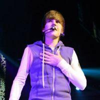 Justin Bieber ... sa voix est en train de changer