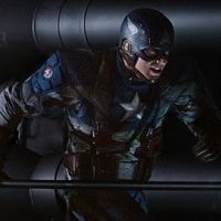 Captain America ... La photo du costume intégral