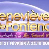 Geneviève de Fontenay ... A la recherche de la Miss Nationale 2011 sur W9