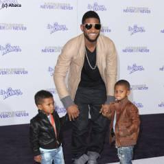Usher ... Ses fils font le show à l'avant-première de Never Say Never