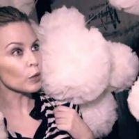 Kylie Minogue ... Regardez les répétitions de sa tournée (vidéo)
