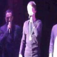 Justin Bieber à Paris ... La vidéo de son discours pour l'avant-première de Never Say Never