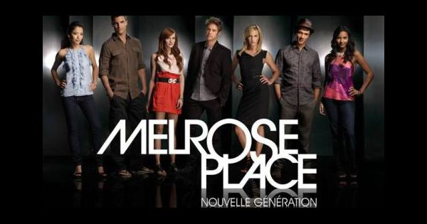 melrose place nouvelle g n ration saison 1 partir du 16 mars 2011 sur m6. Black Bedroom Furniture Sets. Home Design Ideas
