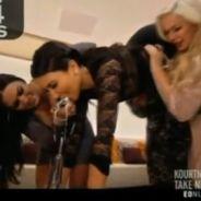 Kim Kardashian ... Elle a fêté ses 30 ans comme il se doit (vidéo)