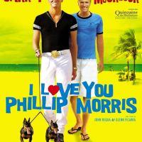 Le film ''I Love You Phillip Morris'' sur Canal Plus aujourd'hui